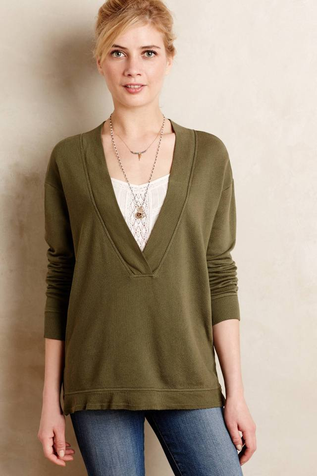 Cypriot Pullover by Left of Center