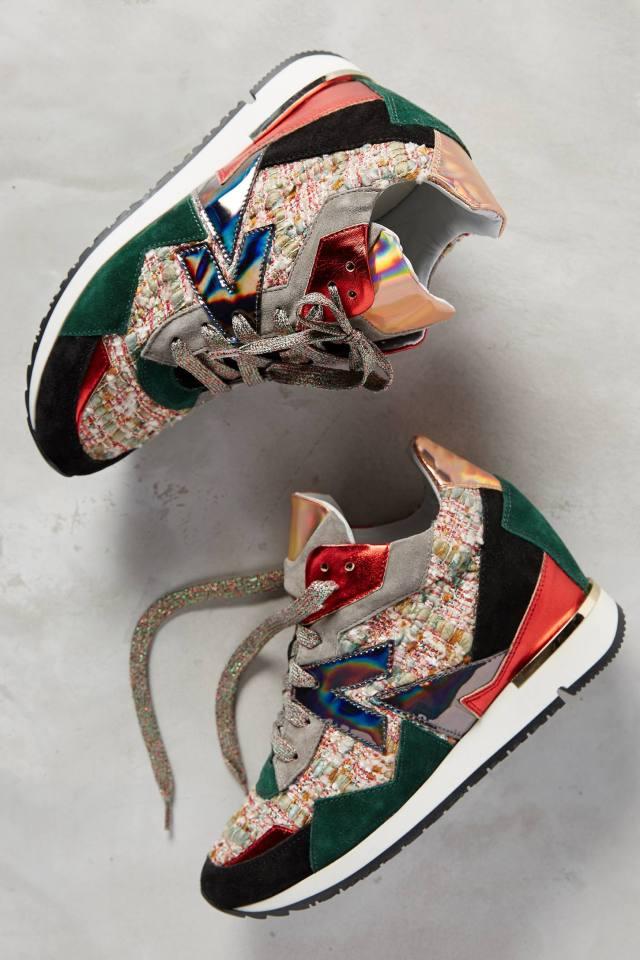 Rio Sneakers by Elena Iachi