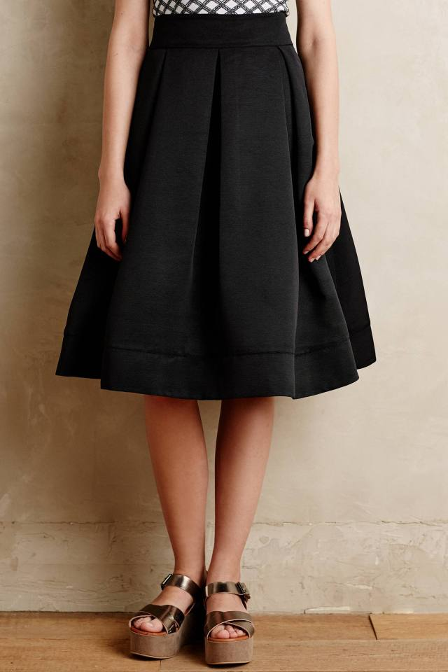 Marais Midi Skirt by Eliza J
