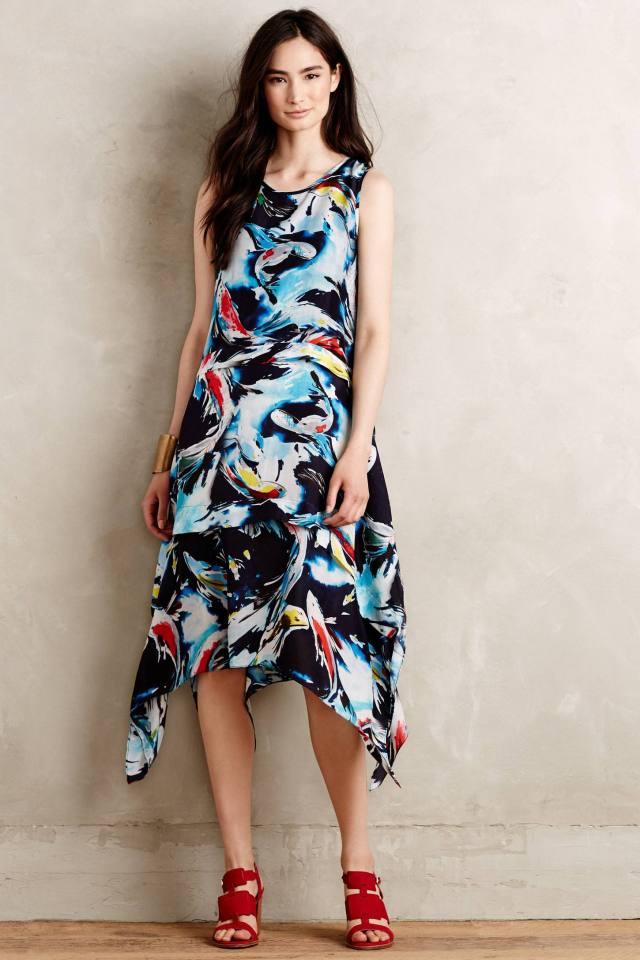 Naimisha Silk Dress by Trybe