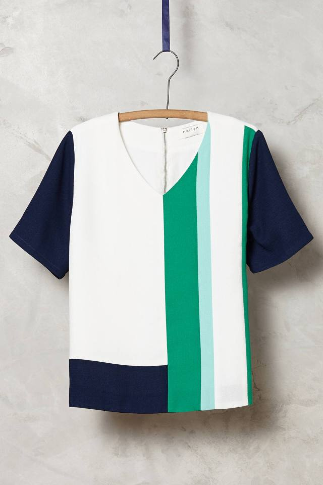 Parkway V-Neck by Harlyn