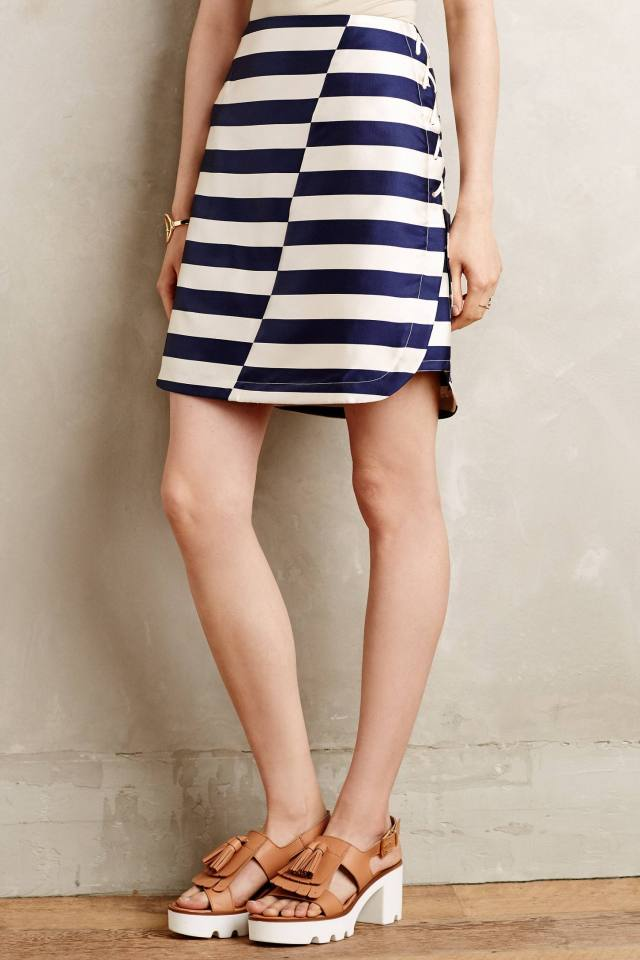 Starboard Skirt by Maeve