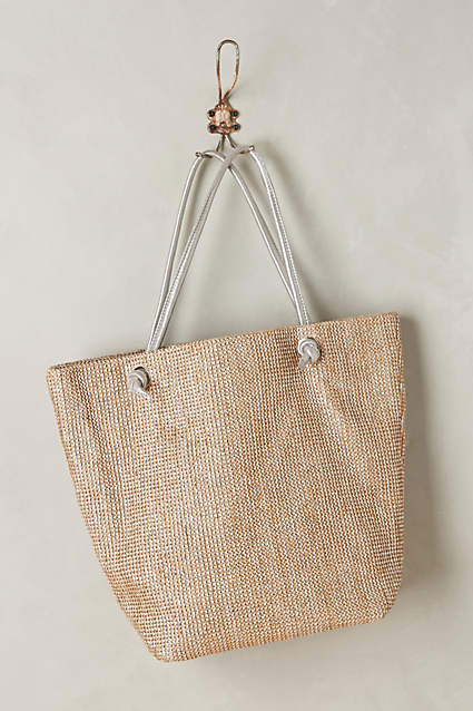 Traverse Shopper Tote by Monserat de Lucca