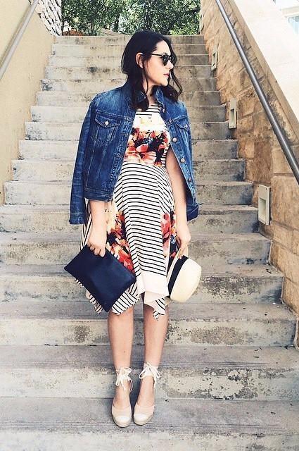 Instagram Inspired Makeup Tutorial For My Ig Baddies: Instagram Inspired: Verna Midi Dress