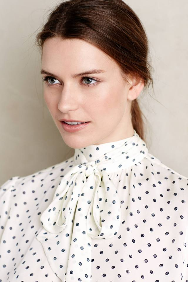 Gordonderry Silk Blouse by Alexa Chung for AG