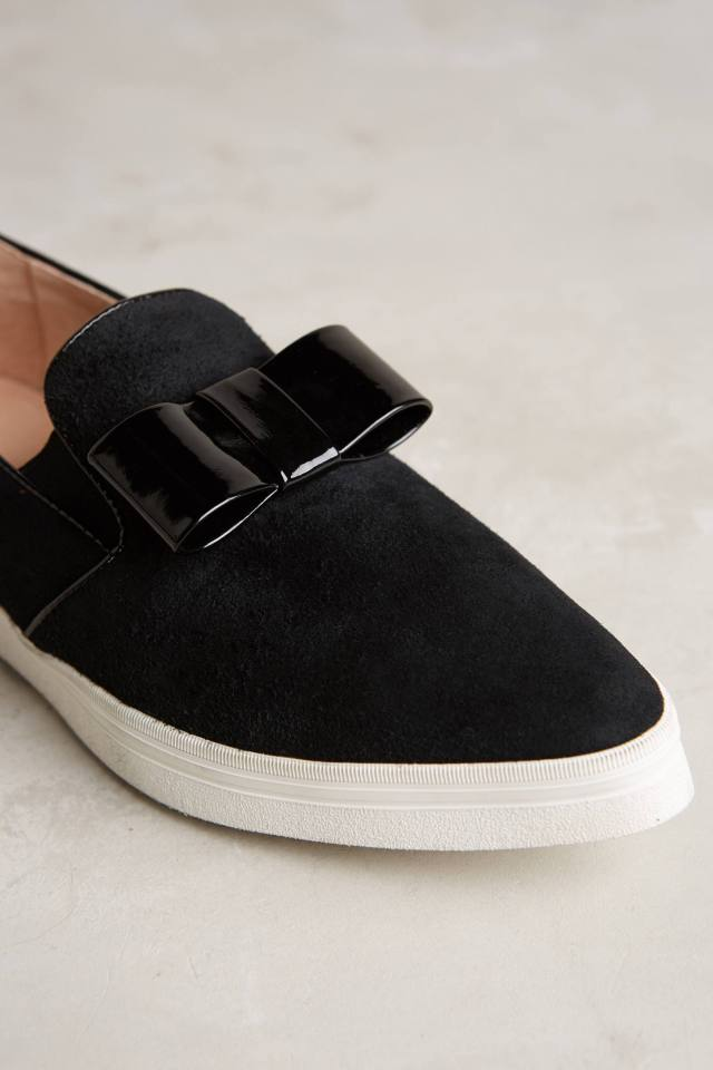 Tux Slip-Ons by All Black