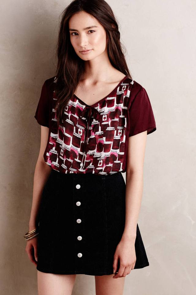 Berry Jam Blouse