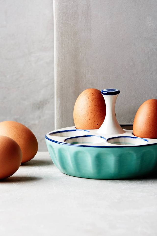 Creamerie Egg Caddy