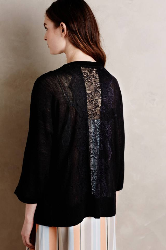 Nightveil Cardigan by Moth