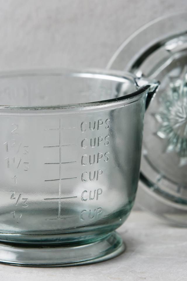 Rustic Glass Kitchenware