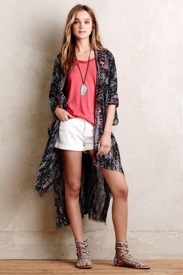 Sahara Kimono by Subtle Luxury
