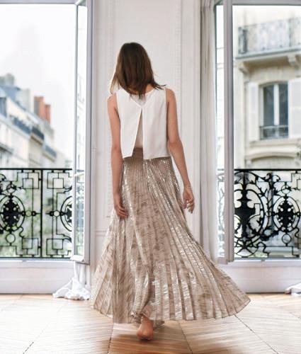 Midlight Maxi Skirt by Moulinette Soeurs