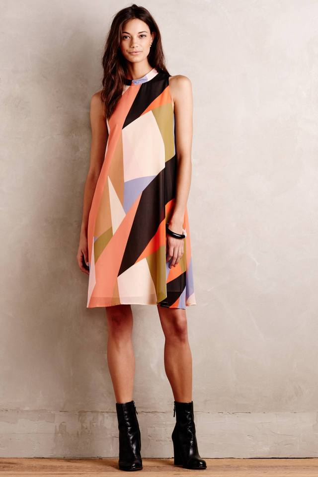 Artista Swing Dress by Maeve