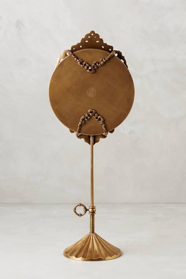 Brass Adalie Vanity Mirror