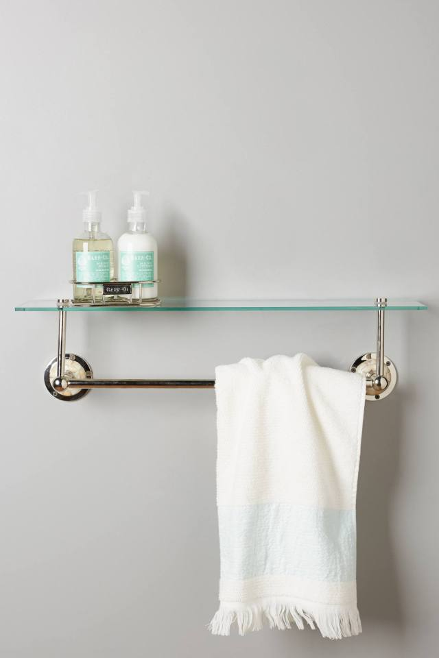 Candescent Bathroom Shelf