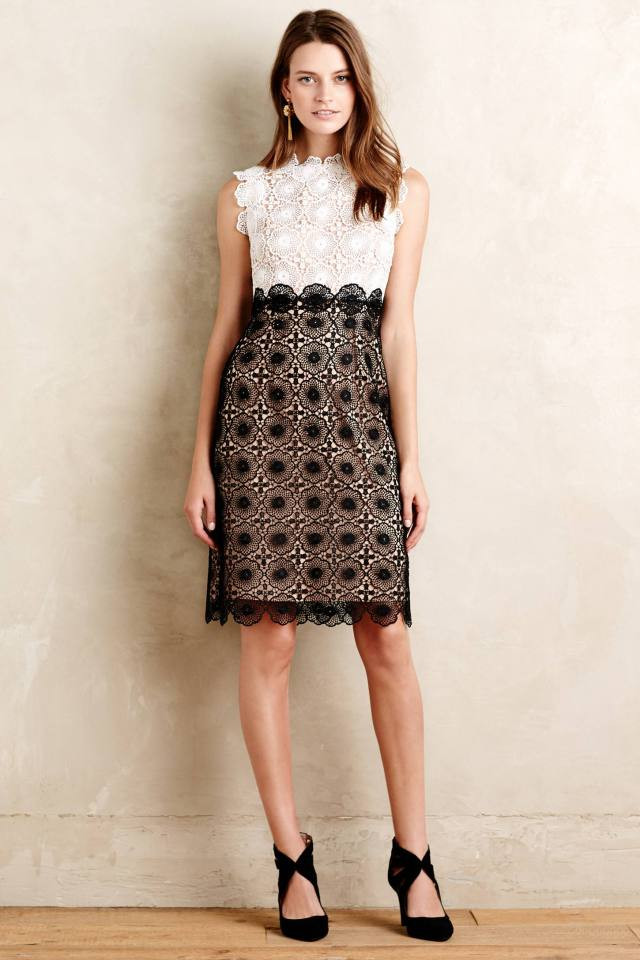 Concerto Lace Dress by HD in Paris