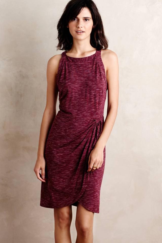 Lisette Tie-Waist Dress by Maeve