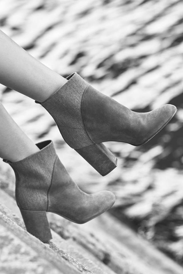 Vella Booties by Miss Albright