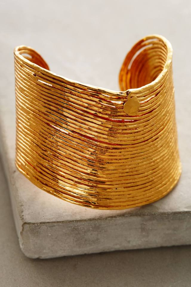 Rivage Cuff by Gas Bijoux