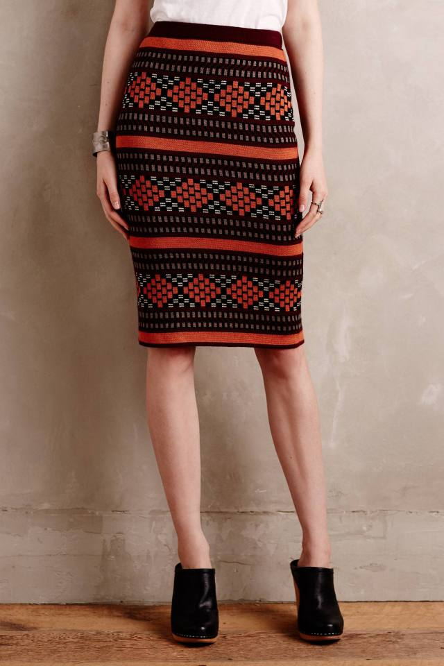 Stratiform Skirt by Plenty by Tracy Reese