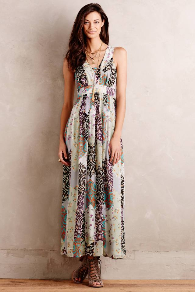 Verity Maxi Dress by Maeve