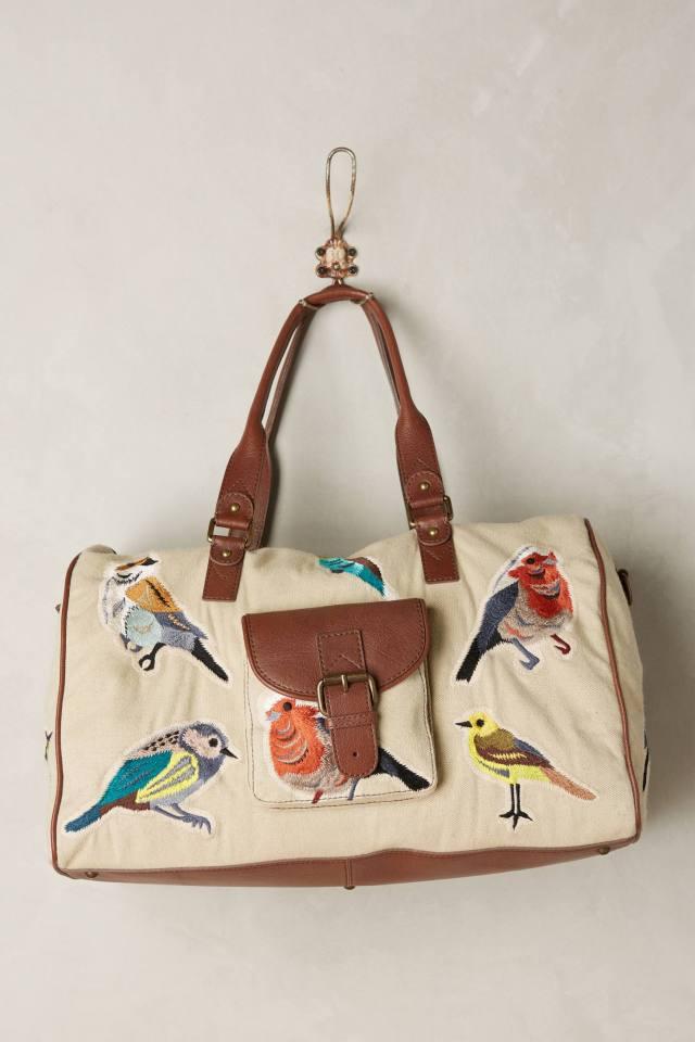 Birdwatcher Weekender by Miss Albright