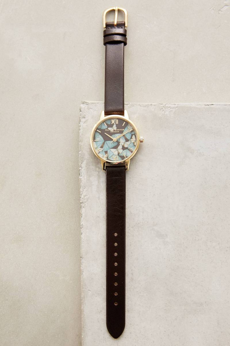 Anthropologie's New Arrivals: Olivia Burton Watches