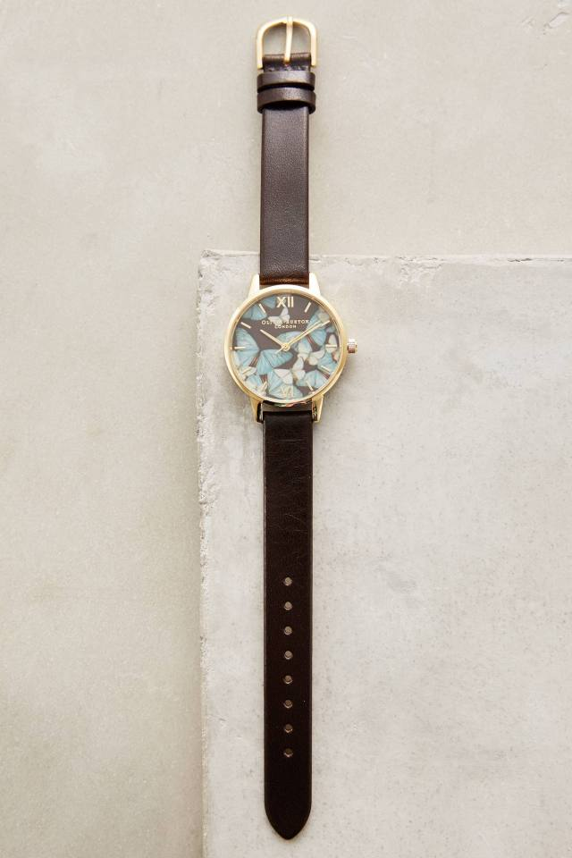 Butterfly Watch by Olivia Burton