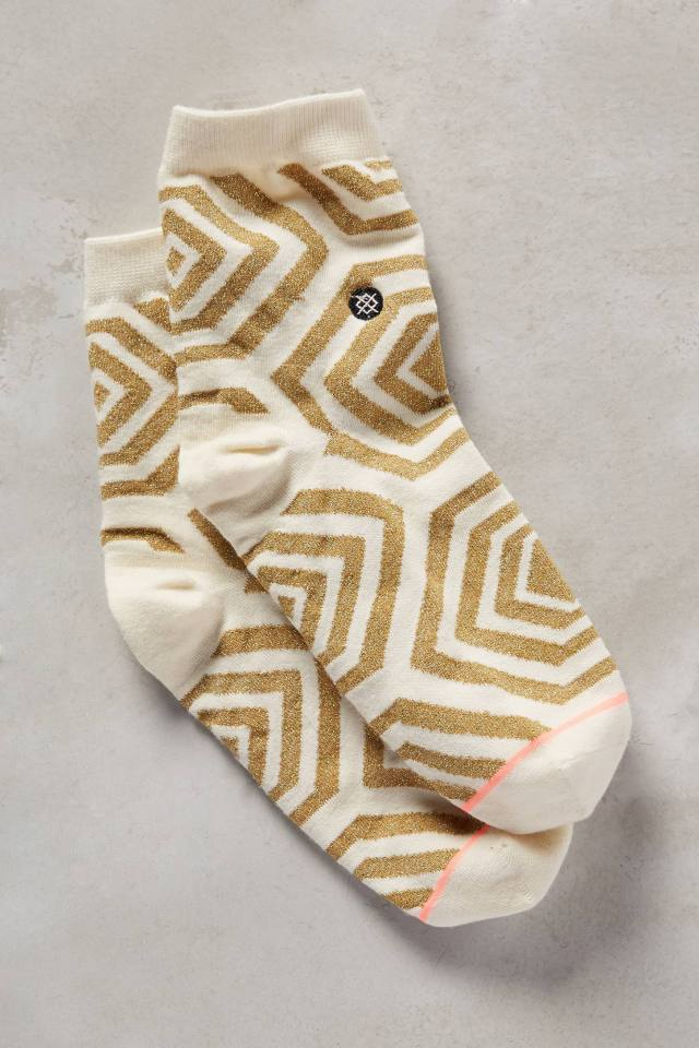 Labyrinth Ankle Socks by Stance