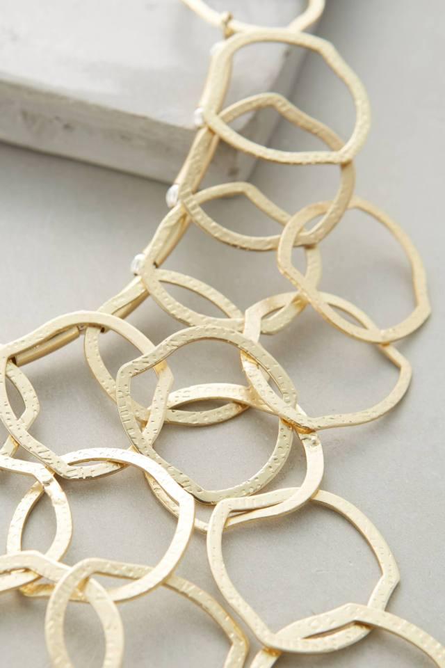 Stone Harbor Bib Necklace