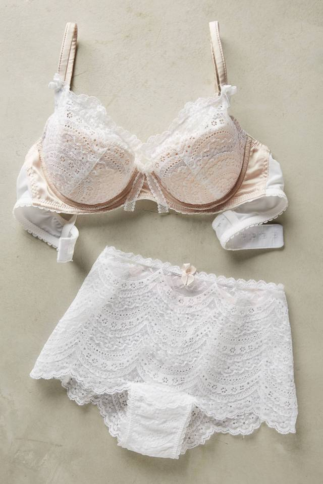 Sweet Pea Contour Bra by Mimi Holliday