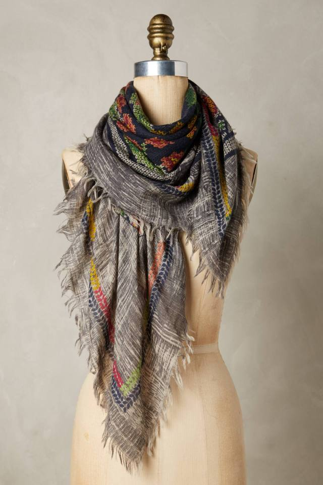 Lovely Layers Scarf by Inouitoosh