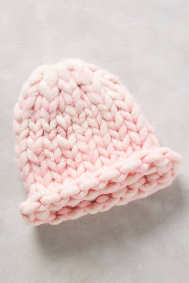 Cotton Candy Beanie by Loopy Mango