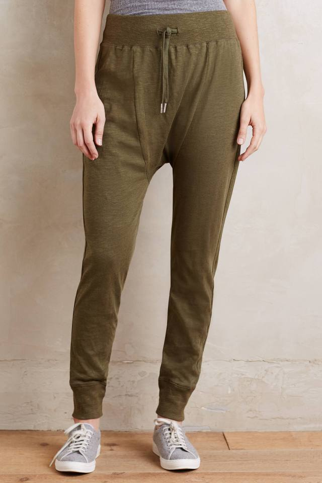 Slouched Drawstring Joggers by Grey State
