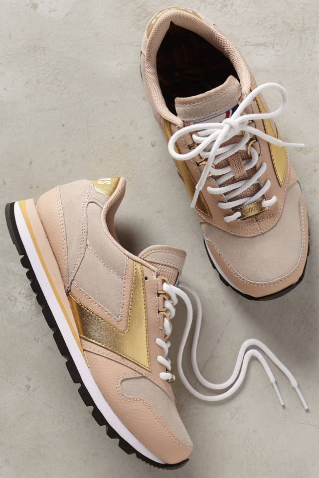 Coffeehouse Chariot Sneakers by Brooks