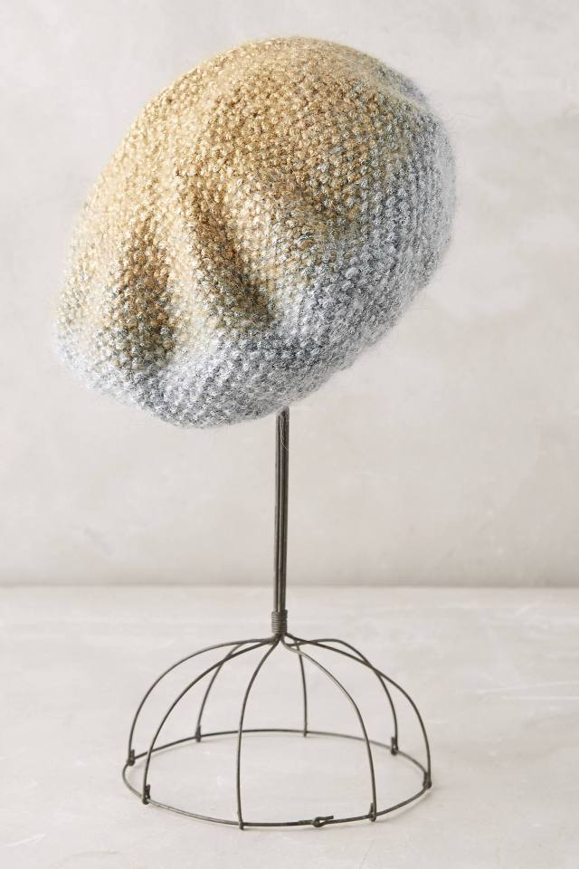 Sun-Warmed Beret by Eugenia Kim