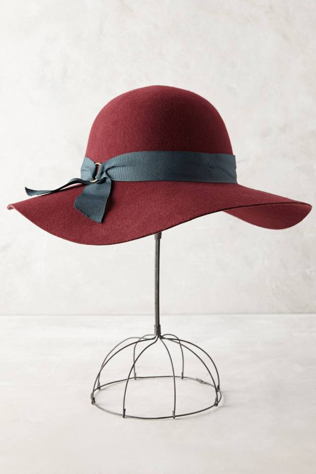 Lana Floppy Hat by Eugenia Kim
