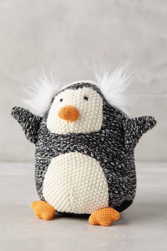 Earmuffed Penguin