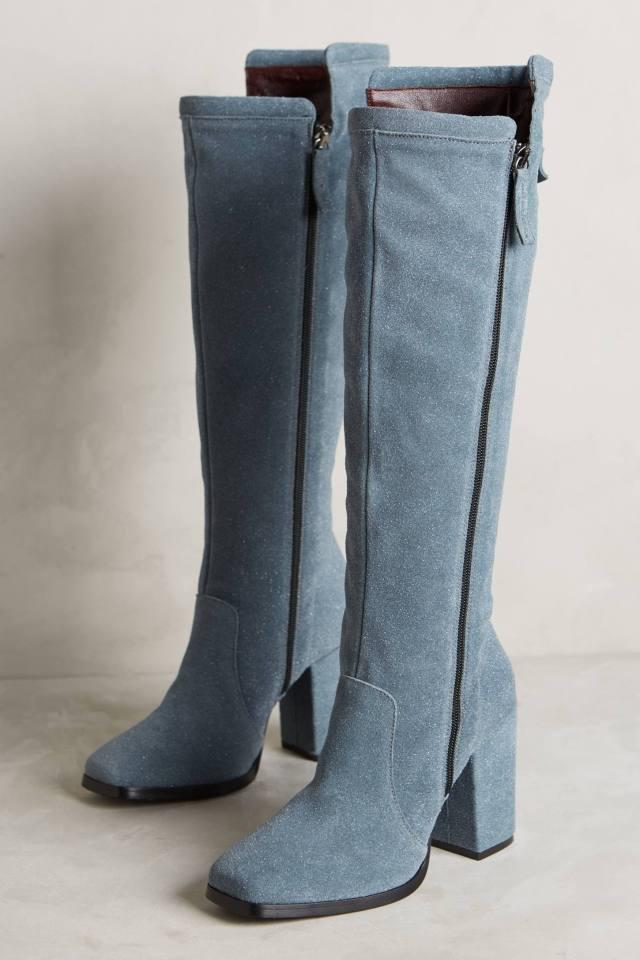 Adriatic Boots by Gaia D'Este