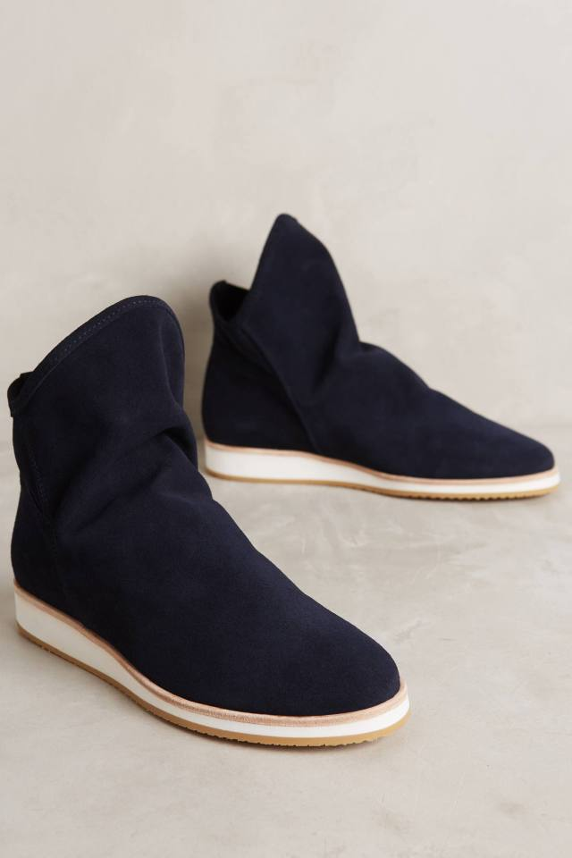 Suede High-Tops by KMB