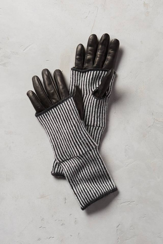Straightaway Layered Gloves