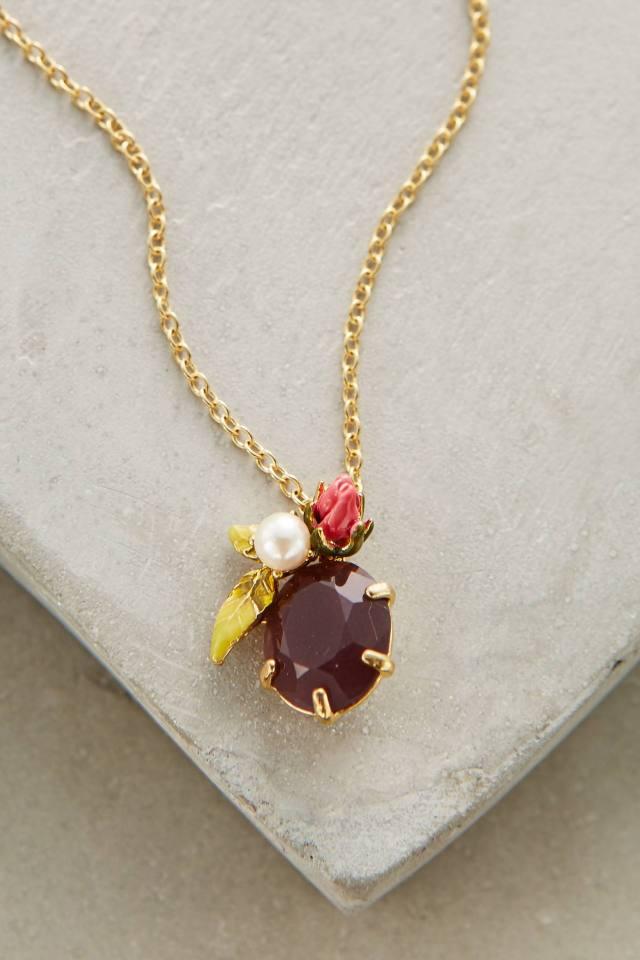 Bagatelle Necklace by Les Nereides