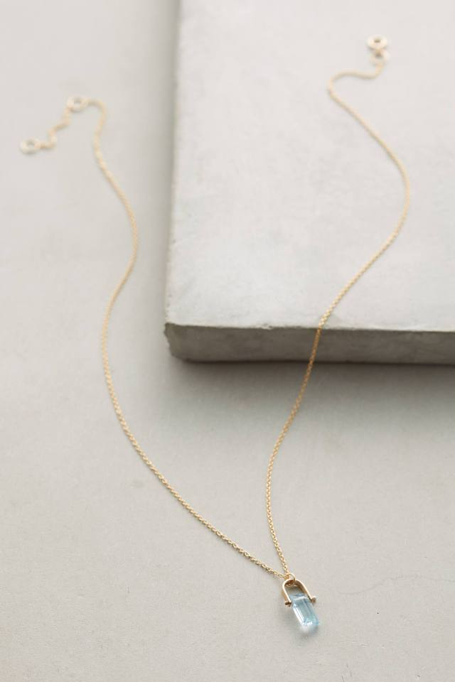 Sycamore Pendant Necklace by Lulu