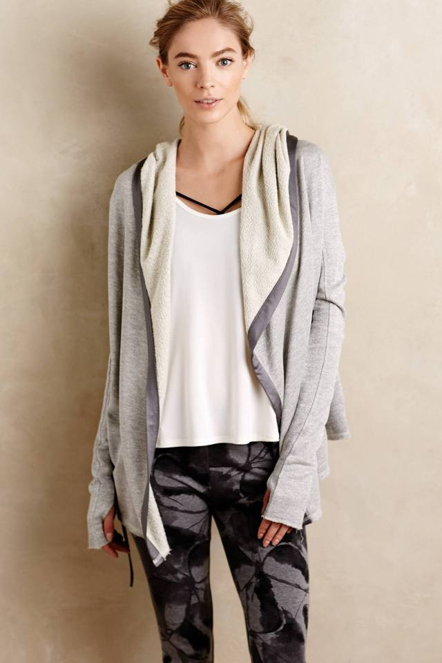 Remy Hooded Cardigan by Nesh