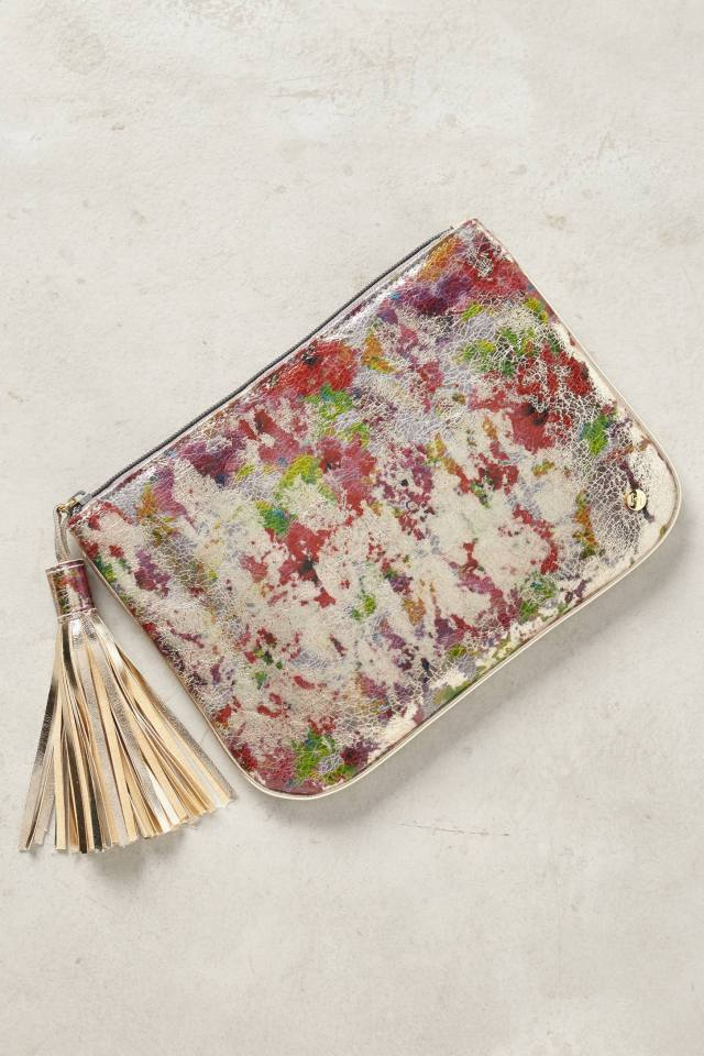 Golden Hour Pouch by Stephanie Johnson