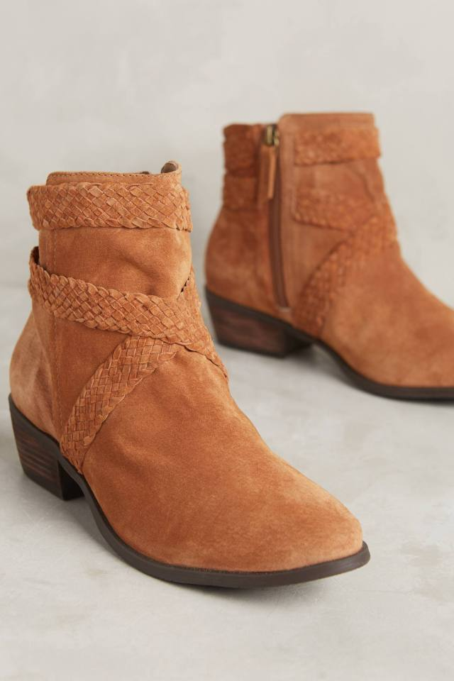 Mayale Booties by Schutz