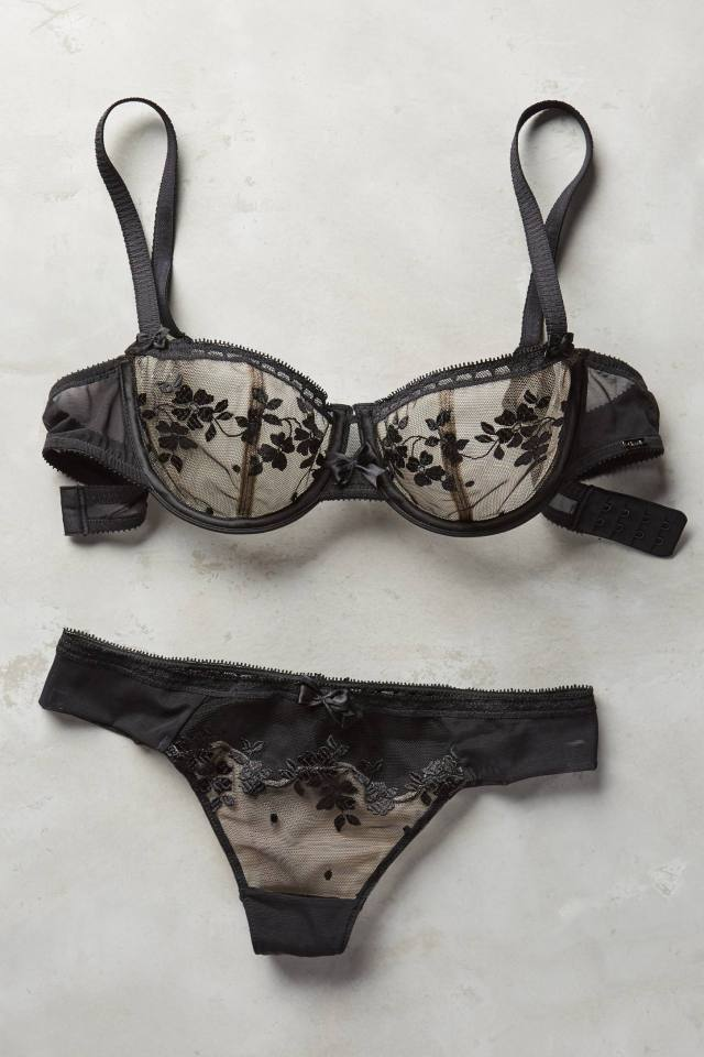 Intuition Demi Bra by Chantelle