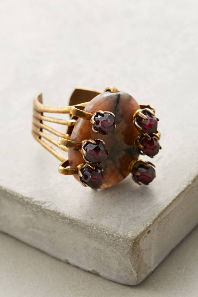 Cytherea Ring by Jan Michaels