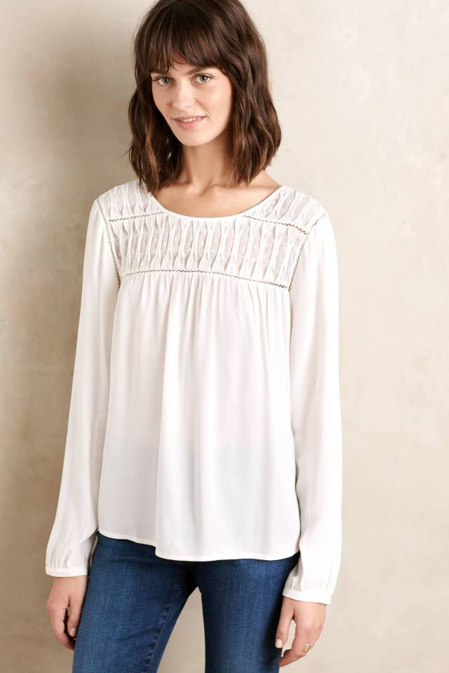 Vivie Blouse by Meadow Rue