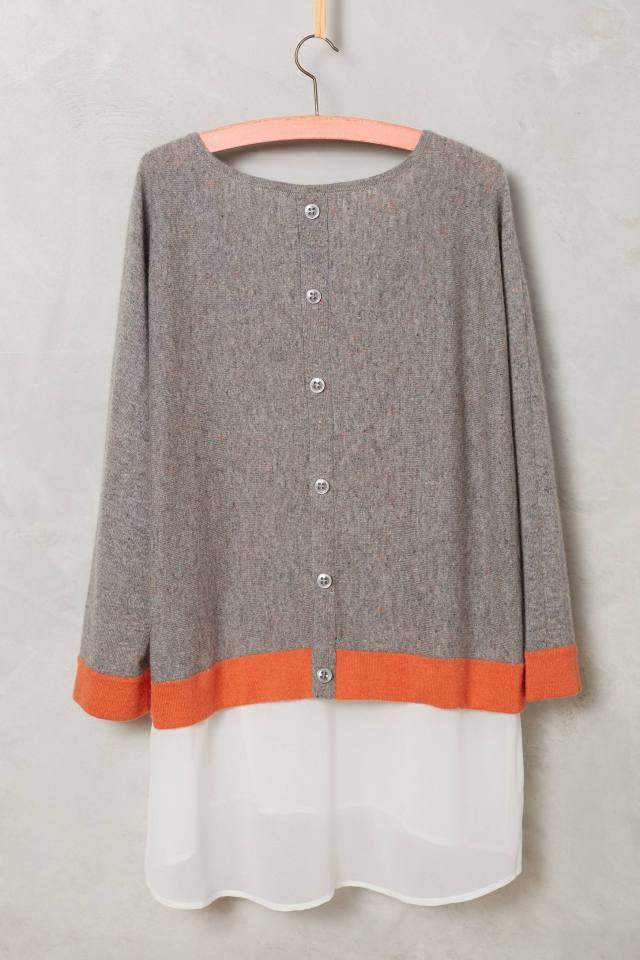 Confetti Cashmere Pullover by Design History